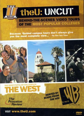 The U - Uncut - The West DVD Movie