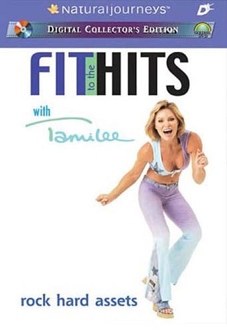 Fit to the Hits with Tamilee - Rock Hard Assets DVD Movie