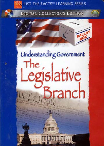 Understanding Government - The Legislative Branch DVD Movie