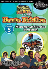 Standard Deviants School - Human Nutrition - Program 5 - Macronutrients Protein