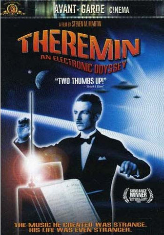 Theremin - An Electronic Odyssey DVD Movie