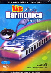 Kids Play The Harmonica Overnight