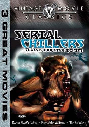 Serial Chillers DVD Movie