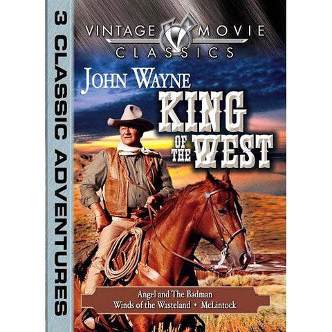 King of the West (John Wayne) DVD Movie