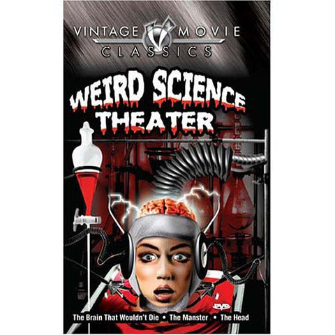 Weird Science Theater DVD Movie