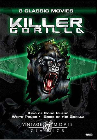 Killer Gorilla DVD Movie