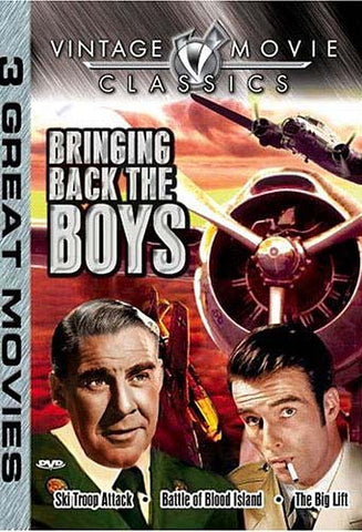 Bringing Back the Boys: Ski Troop Attack/Battle of Blood Island/The Big Lift DVD Movie