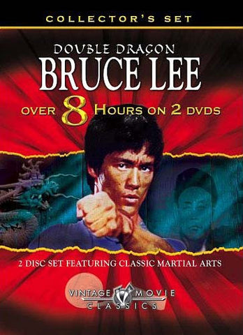 Double Dragon Bruce Lee (Boxset) DVD Movie