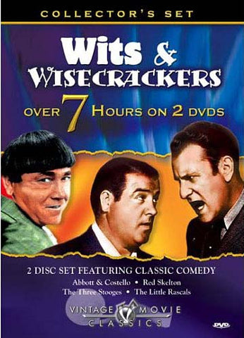 Wits and Wisecrackers (Collector's Edition) (Boxset) DVD Movie