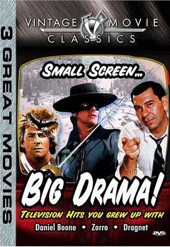 Small Screen...Big Drama DVD Movie