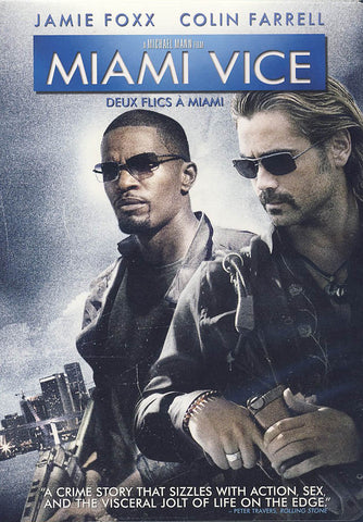 Miami Vice (Widescreen Edition) (Bilingual) DVD Movie