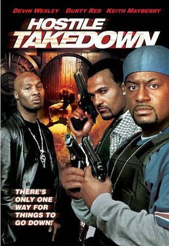 Hostile Takedown DVD Movie