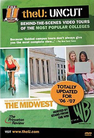 The U - Uncut - The Midwest DVD Movie