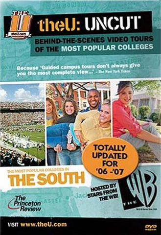 The U - Uncut - The South DVD Movie