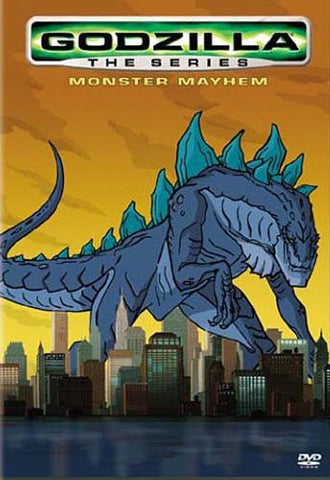 Godzilla: The Series - Monster Mayhem DVD Movie