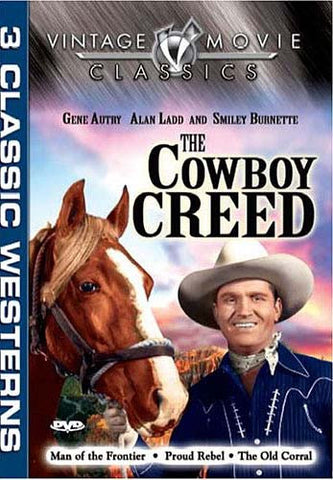 The Cowboy Creed DVD Movie