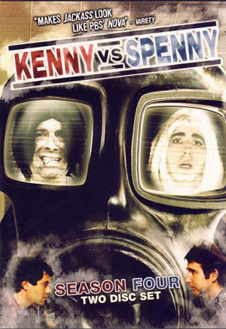 Kenny Vs. Spenny - Season 4 Four (Boxset) DVD Movie
