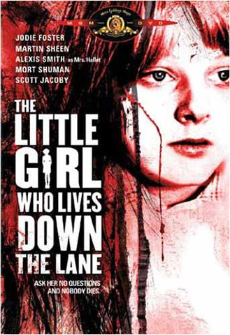 The Little Girl Who Lives Down The Lane DVD Movie