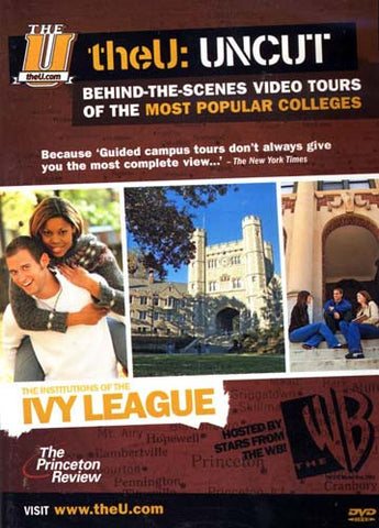 The U - Uncut - The Ivy League DVD Movie