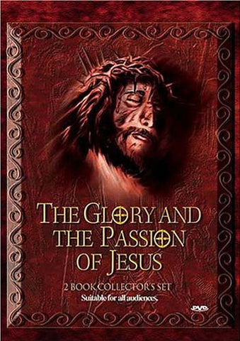 The Glory and the Passion of Jesus(Boxset) DVD Movie
