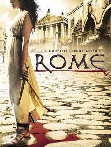 Rome - The Complete Second Season (2nd) (Boxset) DVD Movie