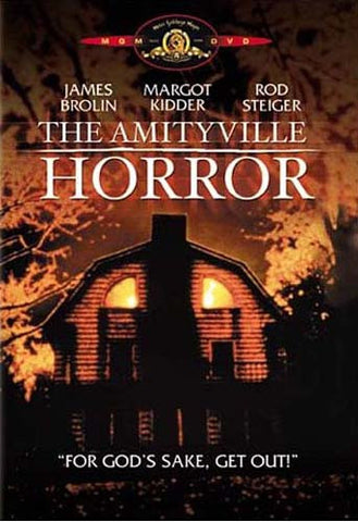 The Amityville Horror (Widescreen/Full Screen) DVD Movie