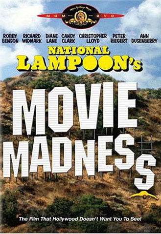 National Lampoon's Movie Madness DVD Movie