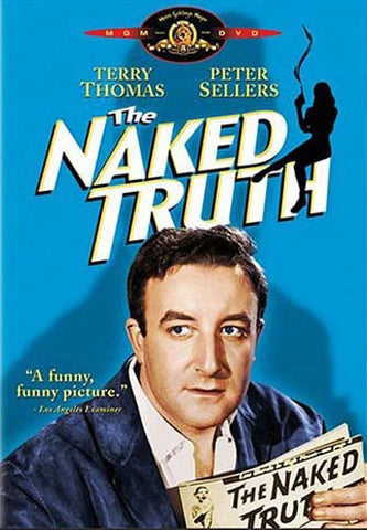 The Naked Truth (Terry Thomas) DVD Movie