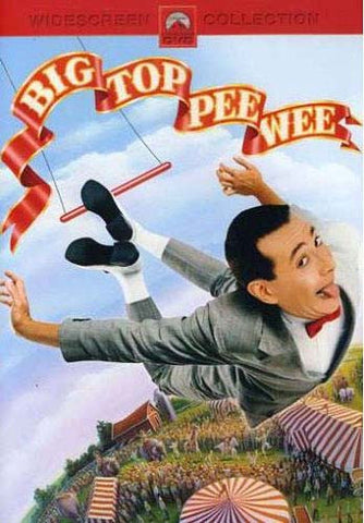 Big Top Pee-Wee DVD Movie