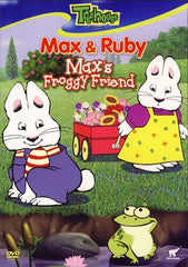 Max and Ruby - Max's Froggy Friend