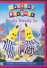 Bananas in Pyjamas - Ready Steady Go