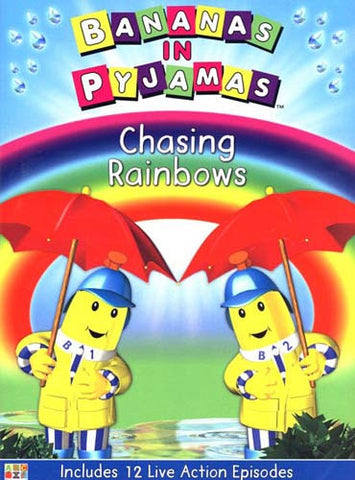 Bananas in Pyjamas - Chasing Rainbows DVD Movie