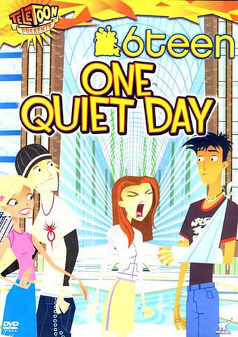 6teen - One Quiet Day DVD Movie