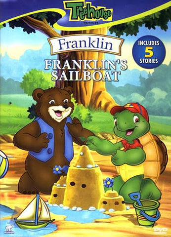 Franklin - Franklin s Sailboat DVD Movie