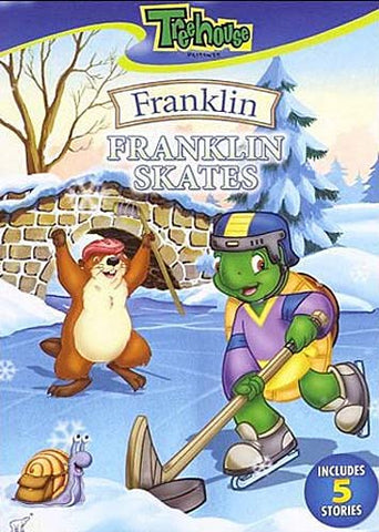 Franklin - Franklin Skates DVD Movie