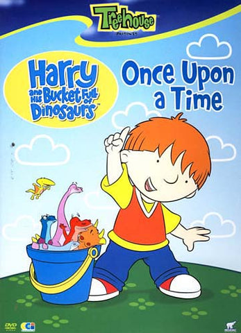 Harry And His Bucket Full Of Dinosaurs - Once Upon A Time DVD Movie