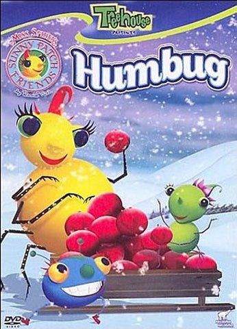 Miss Spider's Sunny Patch Friends - Humbug DVD Movie