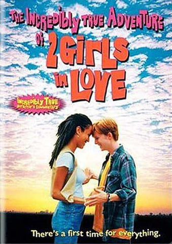 The Incredibly True Adventures of Two Girls in Love DVD Movie