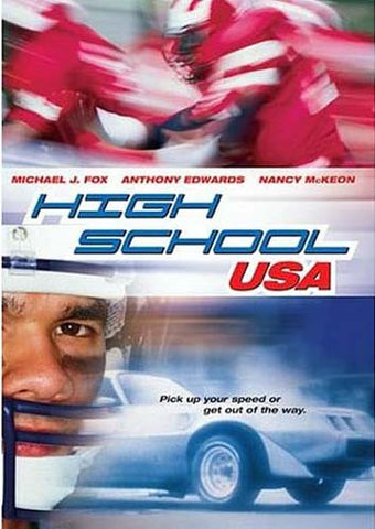 High School USA DVD Movie