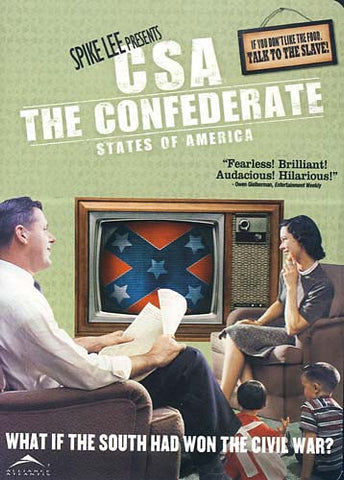 CSA - The Confederate States of America DVD Movie