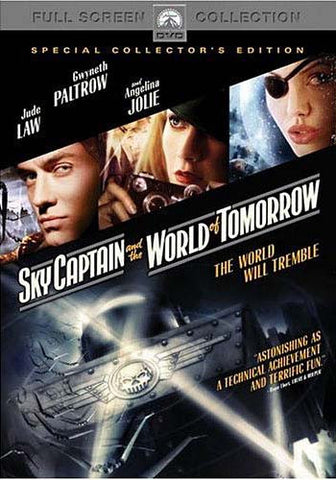 Sky Captain and the World of Tomorrow (Full Screen Special Collector's Edition) DVD Movie