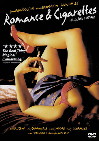 Romance and Cigarettes DVD Movie