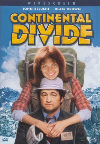 Continental Divide DVD Movie