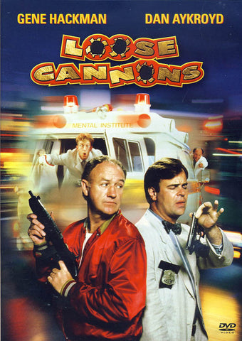 Loose Cannons DVD Movie