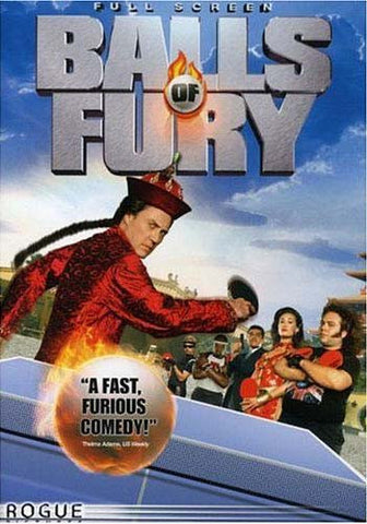 Balls of Fury (Full Screen) DVD Movie