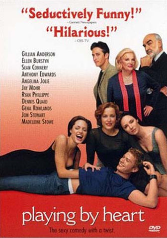 Playing By Heart DVD Movie