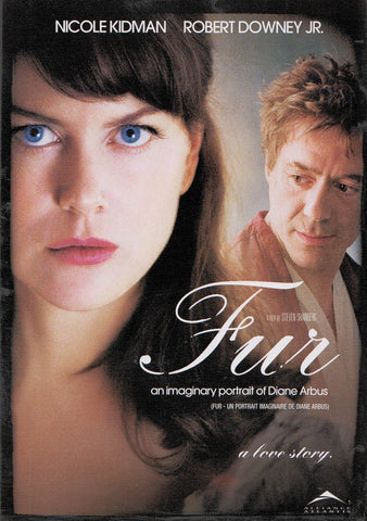 Fur - An Imaginary Portrait of Diane Arbus DVD Movie