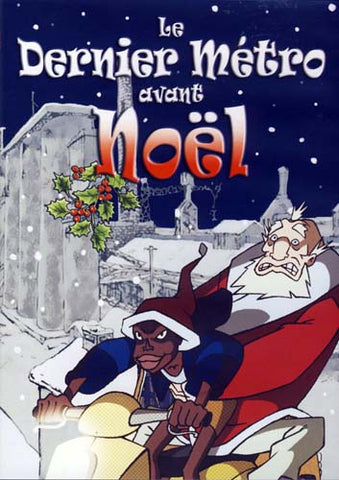 Le Dernier Metro Avant Noel DVD Movie
