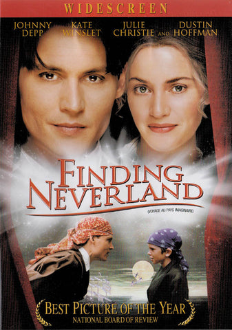 Finding Neverland (Widescreen Edition) (Bilingual) DVD Movie