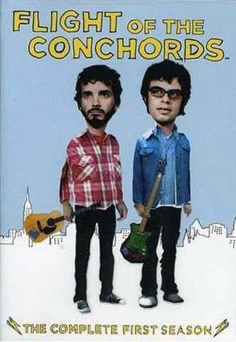 Flight of the Conchords - The Complete First Season DVD Movie